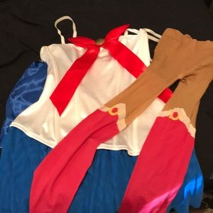 SAILOR MOON COSTUME and TIGHTS